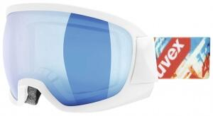 uvex Contest Full Mirror Skibrille
