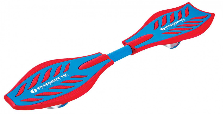 Razor Ripstick Caster Brights Waveboard (Farbe: red/blue)