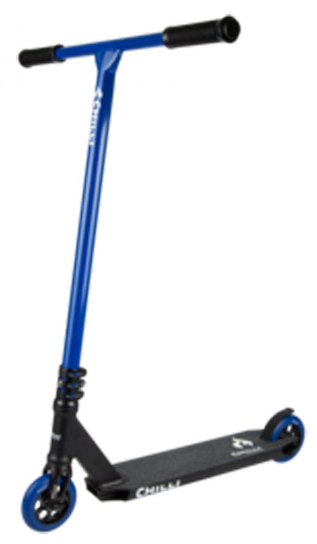 Wiesengrund Angebote Chilli Pro Stuntscooter C5 (Farbe: black/blue)