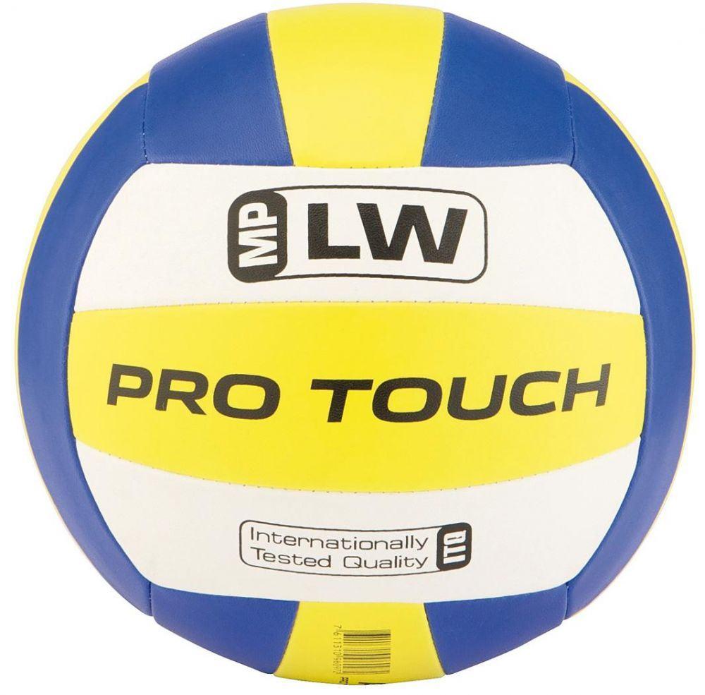 Pro Touch Volleyball MP-LW (Größe: 5, Farbe: 900 blau/weiß/gelb) Sale Angebote Haasow