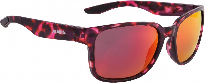 Hornow-Wadelsdorf Angebote Alpina Darcon Sportbrille (Rahmenfarbe: 351 red/black marble, Scheibe: red mirror)