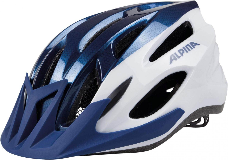 Großkmehlen Angebote Alpina MTB 17 Fahrradhelm (Größe: 58-61 cm, 80 blue/white)