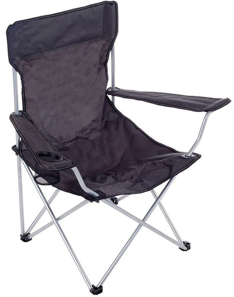 McKinley Faltstuhl Camping Comfort (Farbe: 901 ...