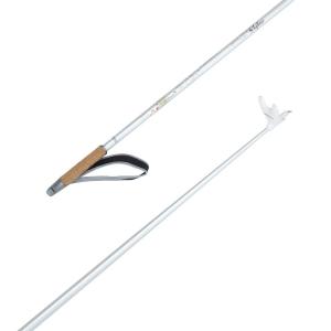TecnoPro Langlaufskistock Safine Spectrum (Stocklänge: 130 cm, Farbe: 900 weiß/rot) Sale Angebote