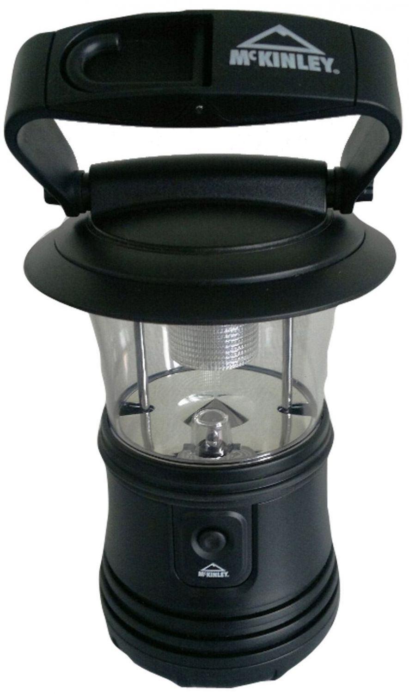 McKinley Camping Lampe (Farbe: 050 schwarz)