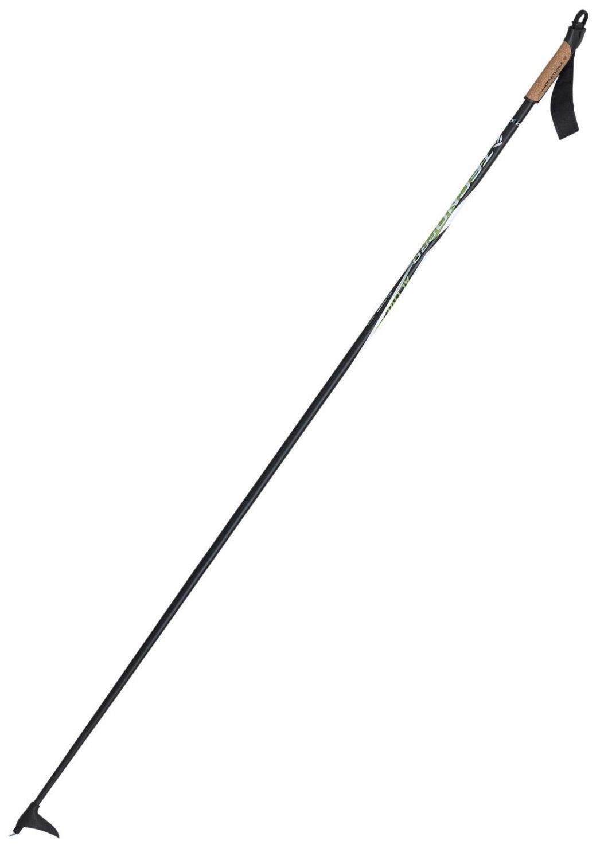 Forst (Lausitz) Angebote TecnoPro Active 80 Langlaufskistock (Stocklänge: 160 cm, 901 schwarz/weiß/grün)