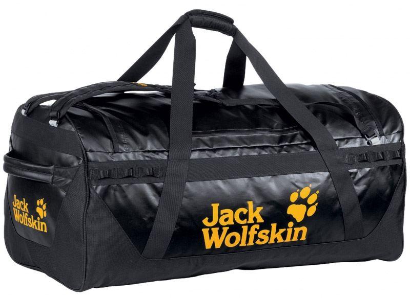 Jack Wolfskin Expedition Trunk 65 Reisetasche (Farbe: 6000 black)