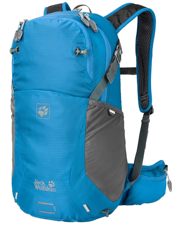 Jack Wolfskin Moab Jam 24 Sportrucksack (Farbe: 1651 ocean blue)