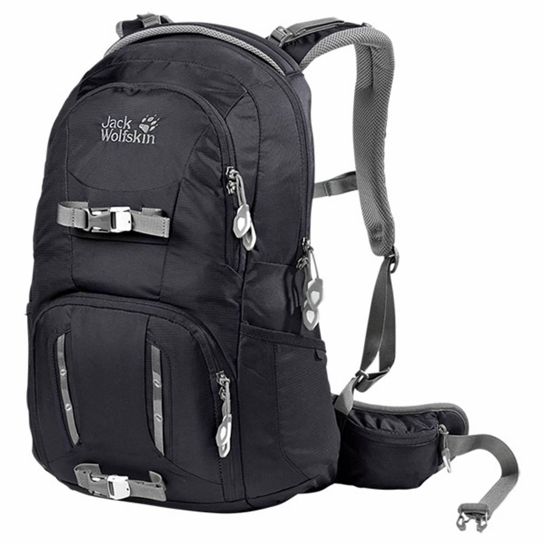 Jack Wolfskin ACS Photopack Rucksack (Farbe: 6000 black) Preisvergleich