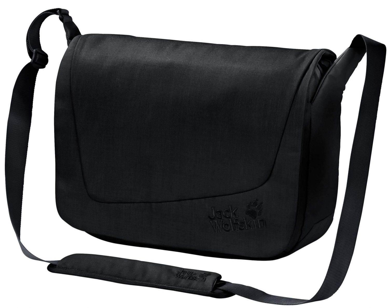 Haidemühl Angebote Jack Wolfskin Surry Hill Laptop Tasche (Farbe: 6000 black)
