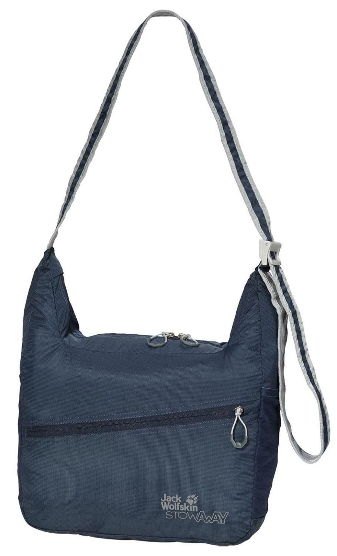 Jack Wolfskin Stowaway 14 Bag Umhängetasche (Farbe: 1010 night blue)