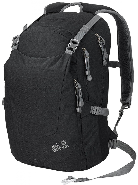 Jack Wolfskin Rushcutter Pack Tagesrucksack (Farbe: 6000 black) Preisvergleich