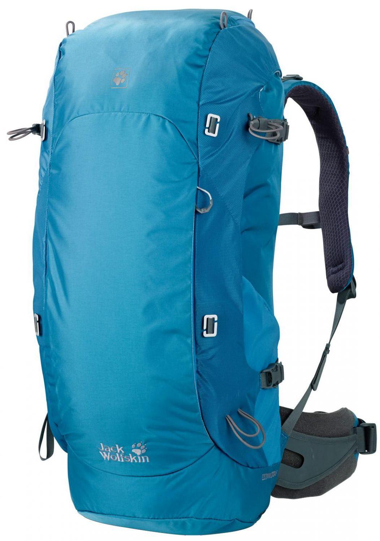 Großkmehlen Angebote Jack Wolfskin EDS Dynamic Pro 48 Pack Wanderrucksack (Farbe: 1077 dark turquoise)