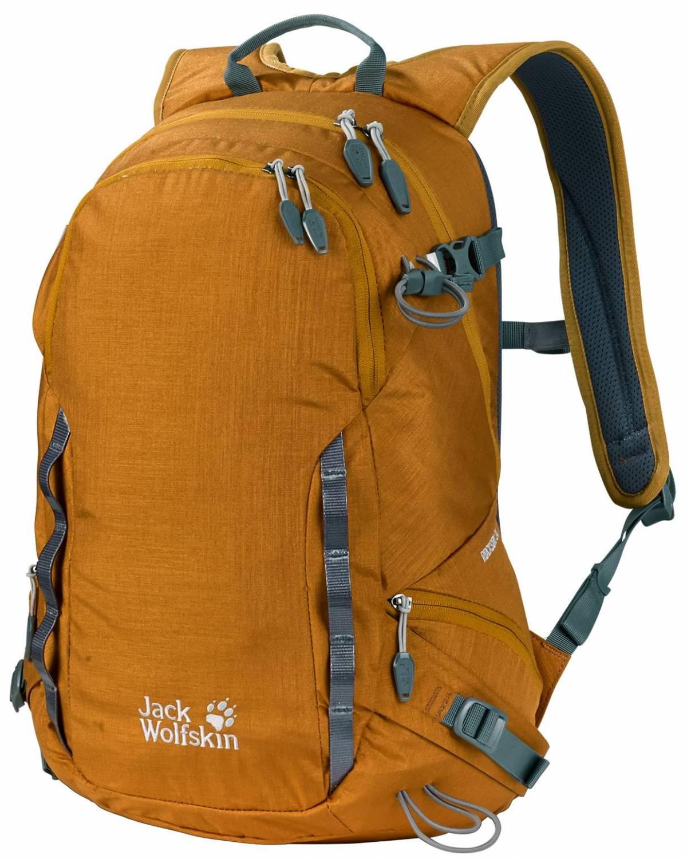 Ruhland Angebote Jack Wolfskin Rockson 24 Pack Tagesrucksack (Farbe: 5038 curcuma)