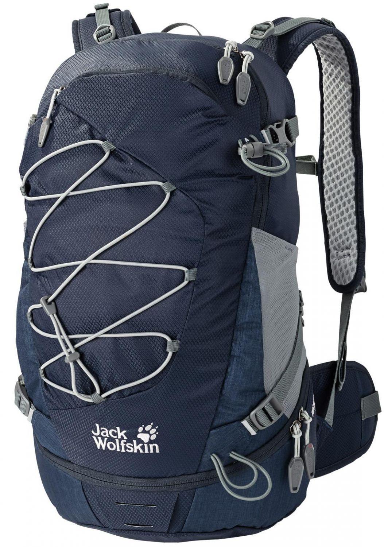Jack Wolfskin Rockdale 28 Pack Rucksack (Farbe: 1010 night blue)