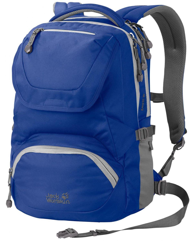 Jack Wolfskin Ramson 20 Pack Schulrucksack (Farbe: 1080 active blue) Sale Angebote Grunewald