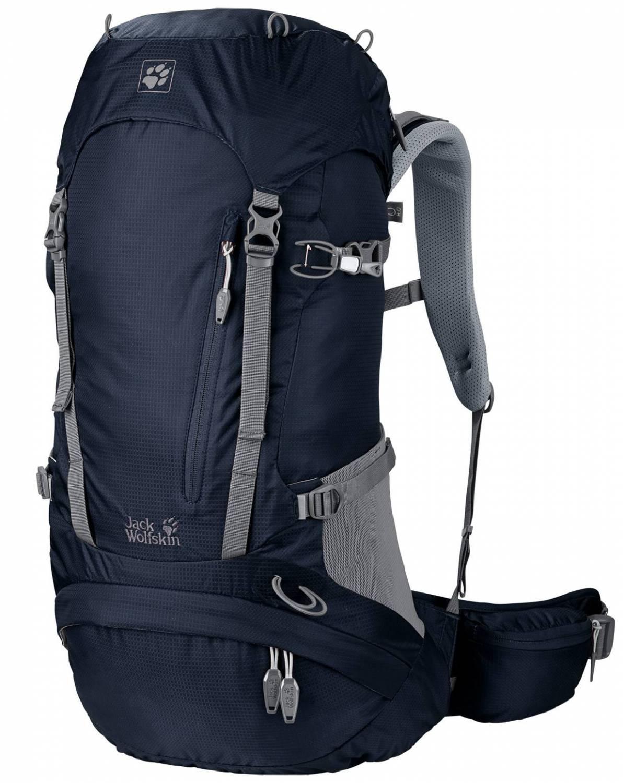 Jack Wolfskin ACS Hike 32 Pack Rucksack (Farbe: 1010 night blue)