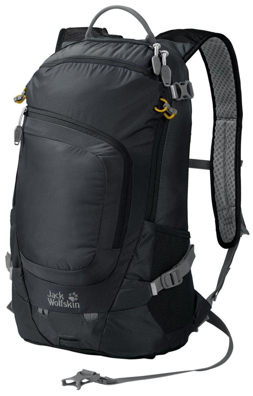 Felixsee Angebote Jack Wolfskin Crossen 18 Pack Wanderrucksack (Farbe: 6000 black)