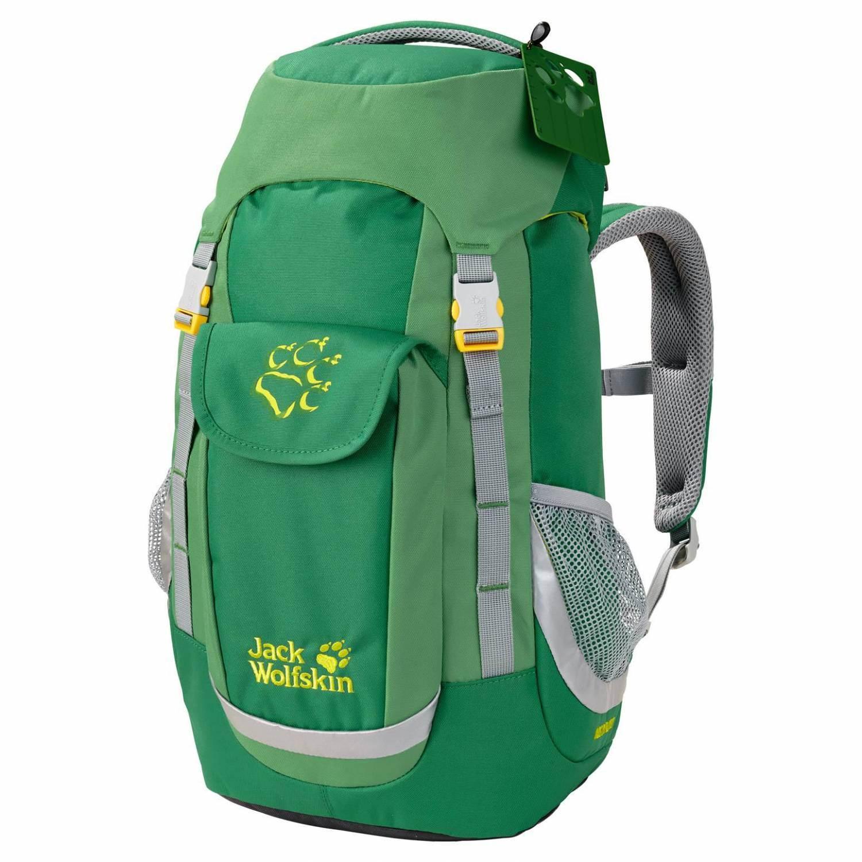 Jack Wolfskin Kids Explorer Rucksack (Farbe: 4522 leaf green) Sale Angebote