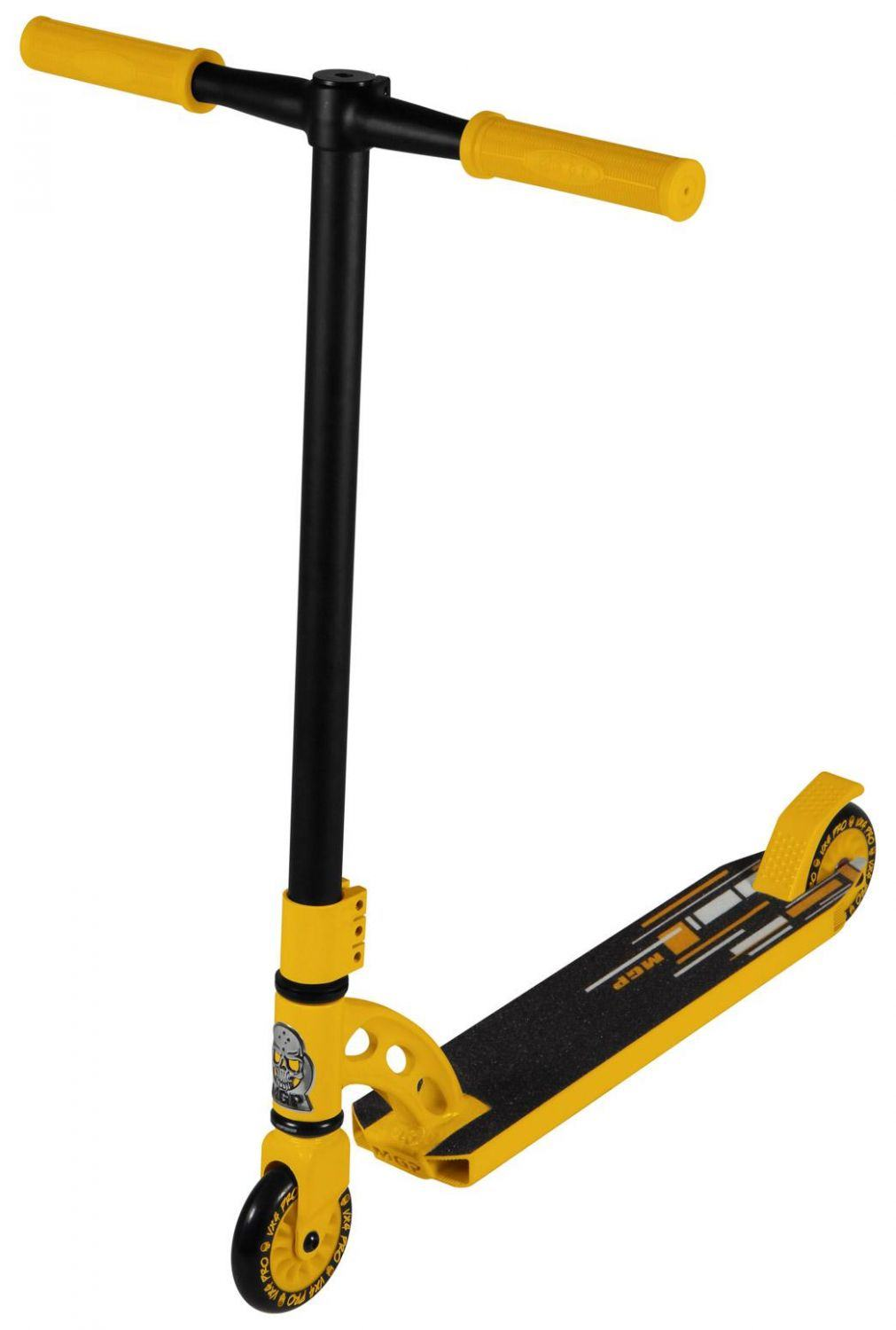 MADD Stuntscooter VX4 Pro (Farbe: gelb) Sale Angebote Hohenbocka
