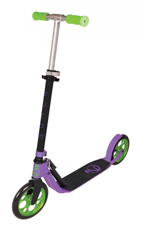 MADD Zycom Easy Ride 200 Scooter (Farbe: lila/grün) Sale Angebote Kathlow