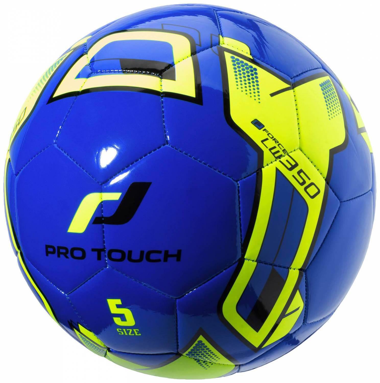 Kiekebusch Angebote Pro Touch Force 350 Lite Jugendfussball (Größe: 5, Farbe: 903 blau/schwarz/gelb)