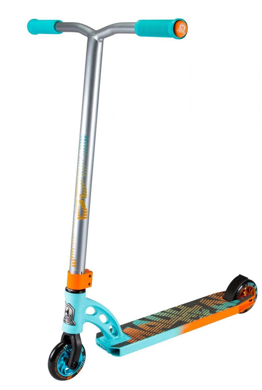 MADD Stuntscooter VX7 Pro (Farbe: türkis/orange)