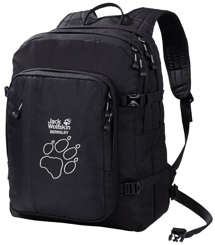 Jack Wolfskin Berkeley Daypack (Farbe: 60 black) Preisvergleich