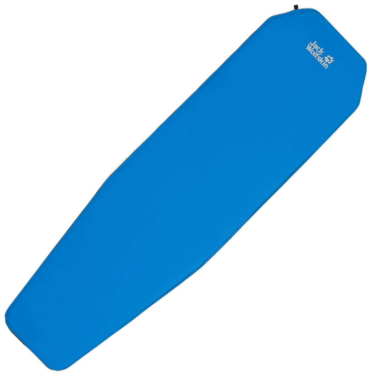 Jack Wolfskin Wolfmat Mummy Trekkingmatte (Farbe: 1152 brilliant blue) Sale Angebote Kathlow