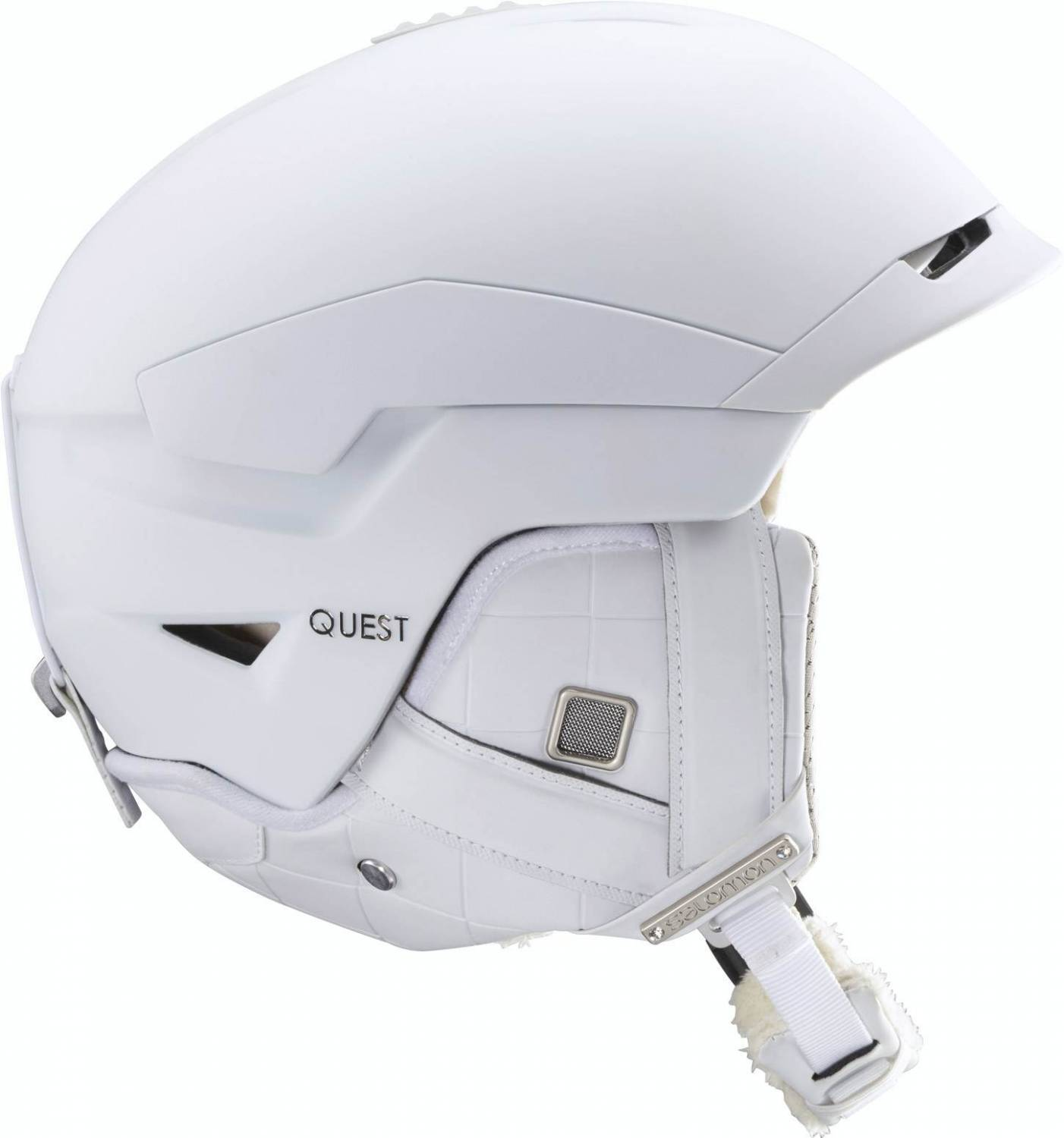 Cottbus Angebote Salomon Quest LTD Skihelm Women (Größe: 56-59 cm, white)