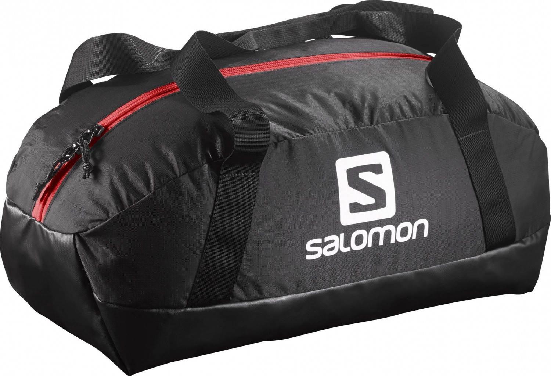 Salomon Prolog 25 Sporttasche (Farbe: black/bright red)