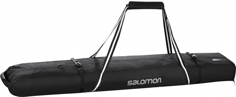 Salomon Extend 2 Paar Skibag 175+20 (Farbe: black/light onix)