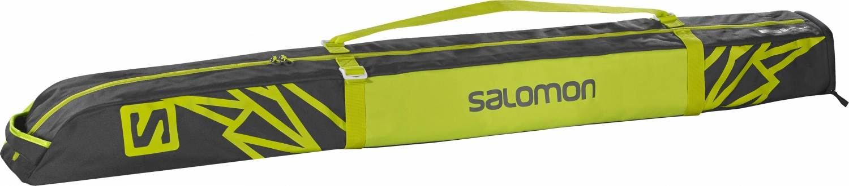 Salomon Extend Skitasche 1 Paar 165+20 (Farbe: asphalt/yuzu yellow)