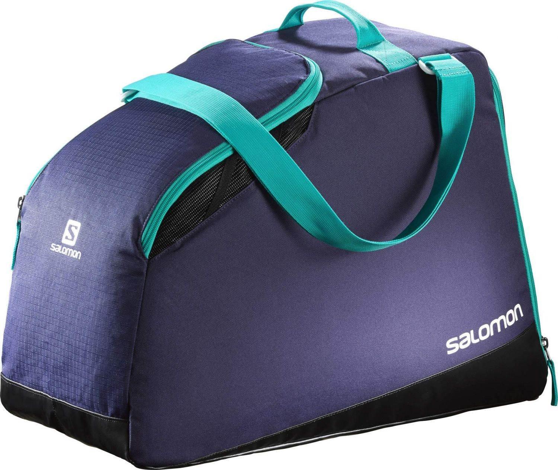 Salomon Extend Max Ausrüstungstasche (Farbe: nightshade grey/teal blue)
