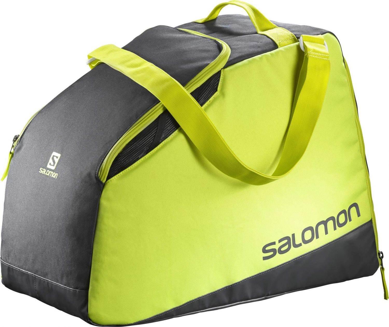 Salomon Extend Max Ausrüstungstasche (Farbe: asphalt/yuzu yellow)