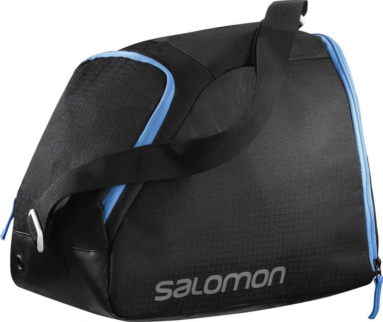 Salomon Nordic Gearbag Skitasche (Farbe: black/process blue)