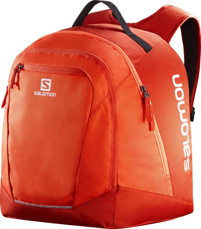 Salomon Original Gearbag Skischuhrucksack (Farbe: vivid orange/lava orange) Sale Angebote Haasow