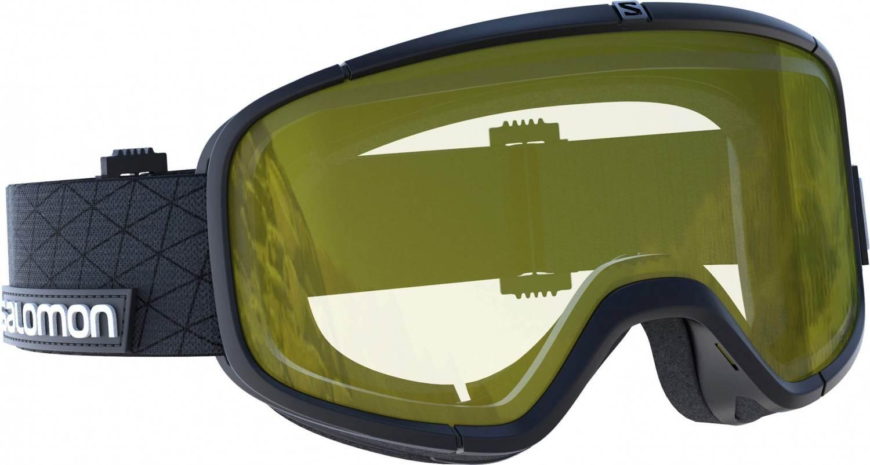 Salomon Four Seven Access Skibrille (Farbe: black, Scheibe: low light yellow) jetztbilligerkaufen