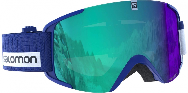 Salomon XView Photochromic Skibrille (Farbe: sodalite, Scheibe: photochromic blue)