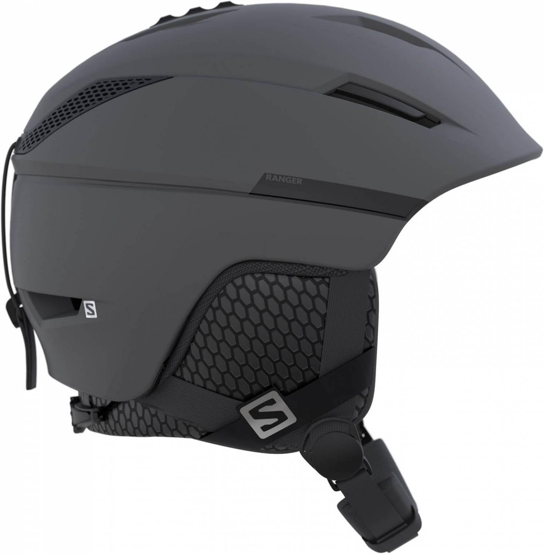 Salomon Ranger Skihelm (Größe: 59-62 cm, charcoal) Sale Angebote