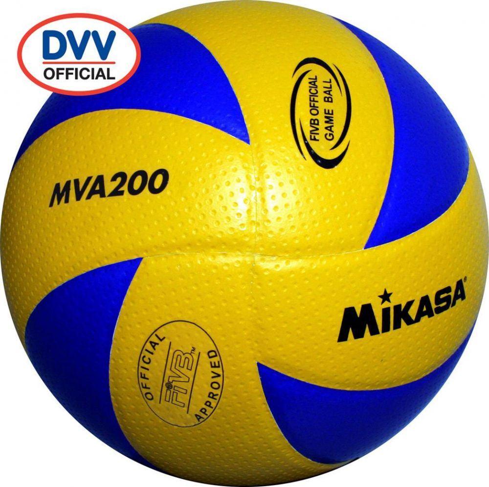Neiße-Malxetal Angebote Mikasa Volleyball MVA 200 (Farbe: 900 gelb/blau)