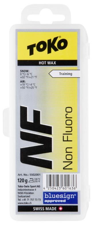 TOKO Non Fluoro Hot Wax Yellow (Farbe: 001 neutral) Sale Angebote