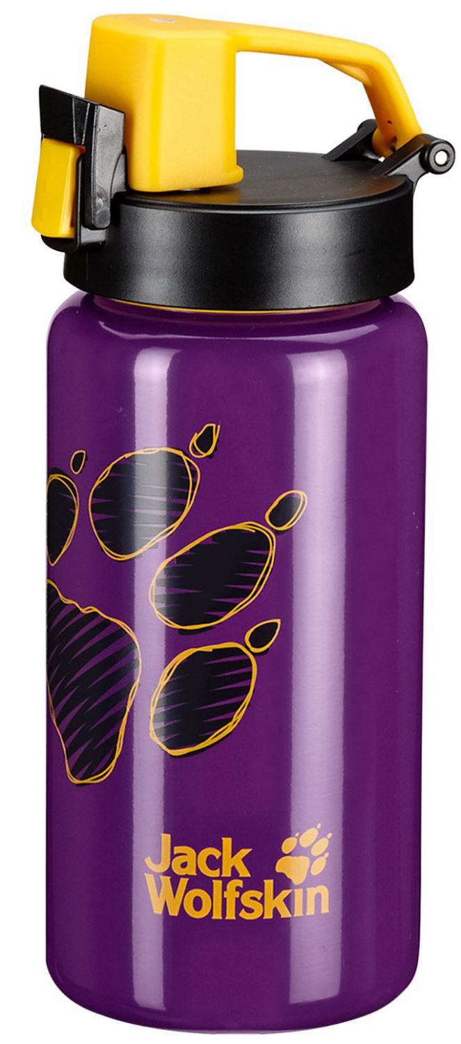 Jack Wolfskin Kids Sport Bottle 0,5 (Farbe: 2116 purple glow)