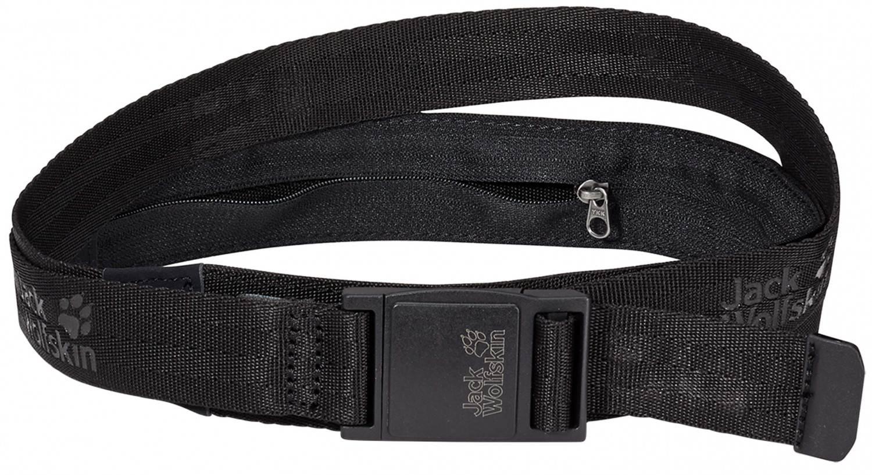 Jack Wolfskin Secret Belt XT Gürtel (Farbe: 6000 black) Sale Angebote Grunewald