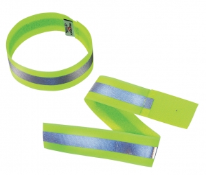 Pro Touch Reflektorset Armband (Farbe: 885 reflective)