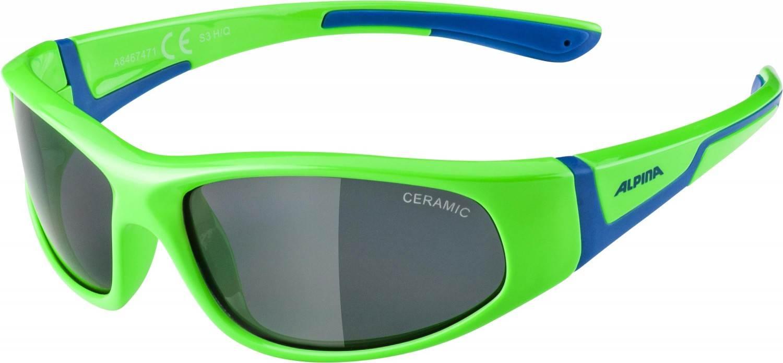 alpina-flexxy-junior-sonnenbrille-farbe-471-neon-green-blue-ceramic-scheibe-black-s3-, 19.90 EUR @ sportolino-de