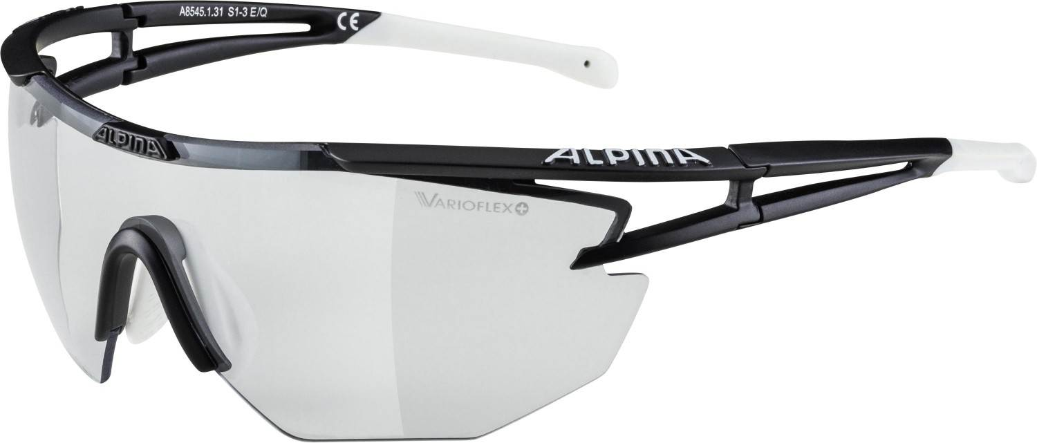 alpina-eye-5-shield-vl-sportbrille-farbe-131-black-matt-white-scheibe-varioflex-black-s1-3-