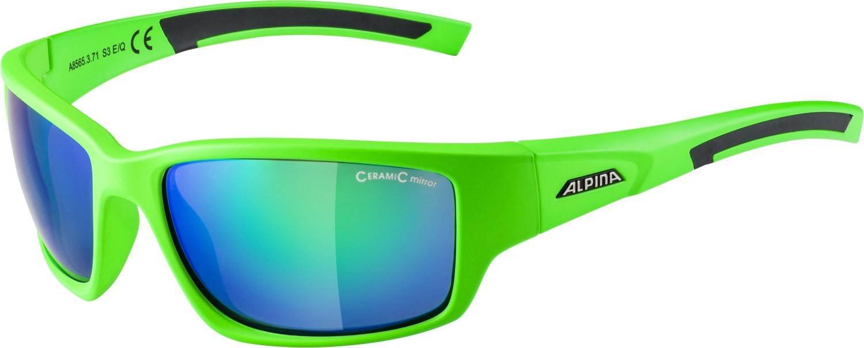 alpina-keekor-sportbrille-farbe-371-neon-green-black-ceramic-mirror-scheibe-green-mirror-s3-, 29.90 EUR @ sportolino-de