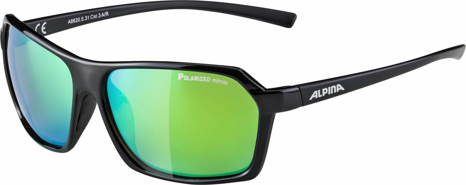 alpina-finety-polarized-sonnenbrille-farbe-531-black-black-matt-scheibe-polarized-green-mirror
