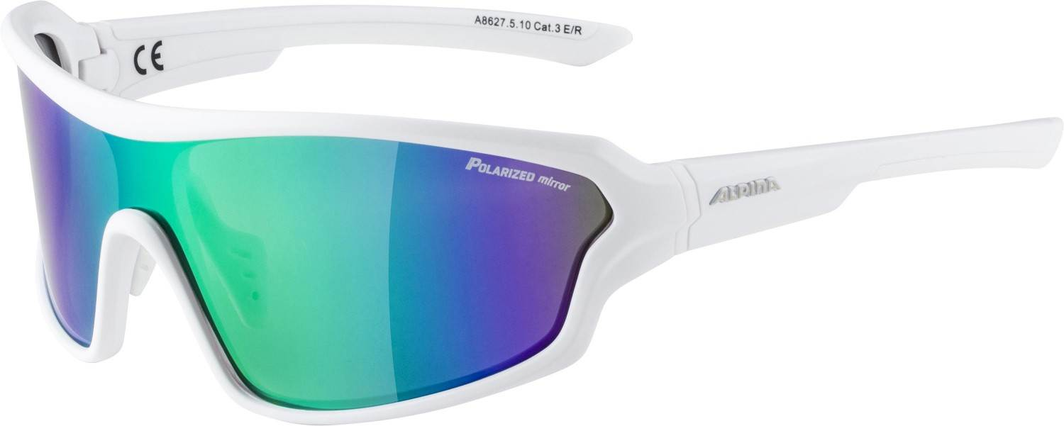 alpina-lyron-shield-polarized-sportbrille-farbe-510-white-matt-scheibe-polarized-mirror-green-m